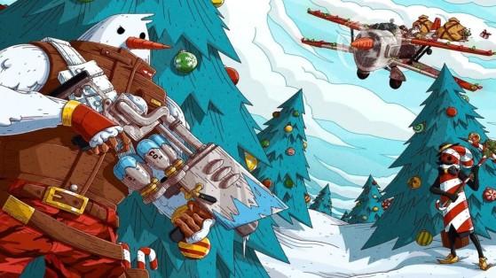 Fortnite : défis Opération Chute de neige, quêtes saison 5 chapitre 2