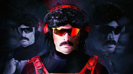 Dr Disrespect va-t-il faire le prochain goulag de Warzone ?