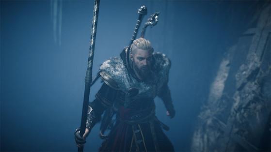 Arme légendaire, soluce AC Valhalla : où trouver la lance Gungnir