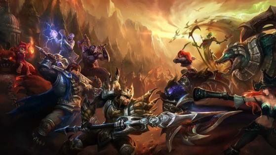 LoL : Project F, le MMORPG de Riot Games officialisé