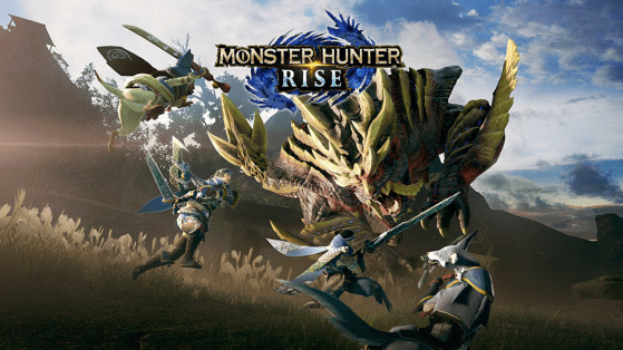 Test Monster Hunter Rise sur Switch