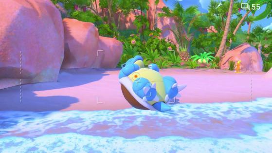 Pokédex New Pokemon Snap : la liste des Pokémon présents à Lentis