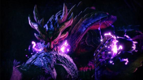 Le pauvre Tobi-Kadachi sert d'amuse-gueule au Magnamalo - Monster Hunter Rise