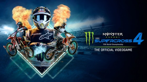 Test Monster Energy Supercross - The Official Videogame 4 sur PC, PS4, PS5, Xbox One, Xbox Series