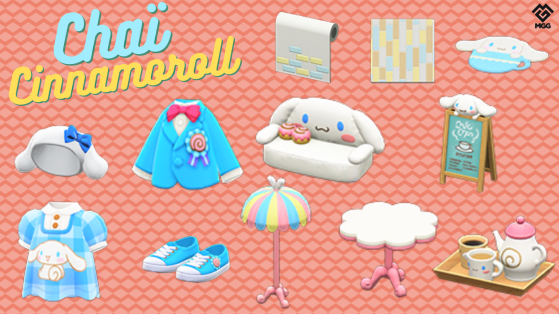 (Cliquez pour agrandir) - Animal Crossing New Horizons