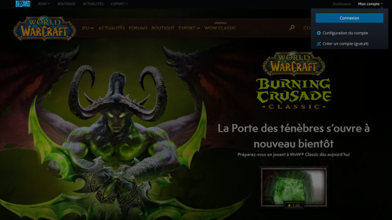 Burning Crusade : Classic