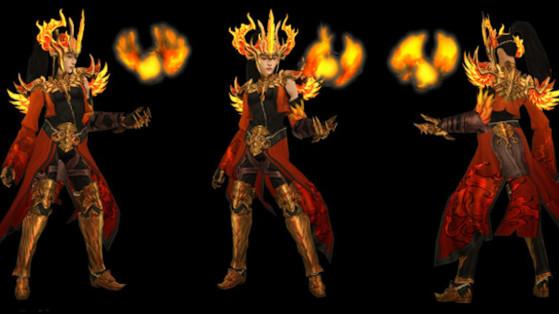 Diablo 3 Patch 2.7.0 : Nouveaux changements pour le set Oiseau de feu