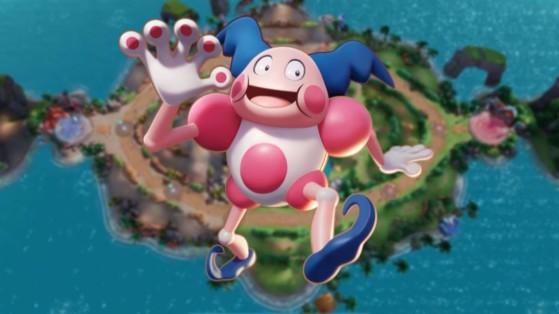 M. Mime Pokémon Unite : build, attaques, objets et comment le jouer