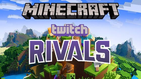 L'équipe d'Aypierre a fini 5e ex-aequo du dernier Twitch Rivals Minecraft !
