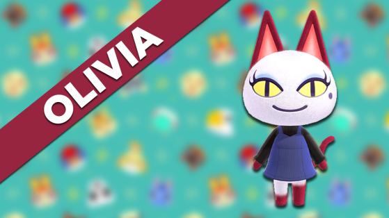 Olivia sur Animal Crossing New Horizons : tout savoir sur cet habitant