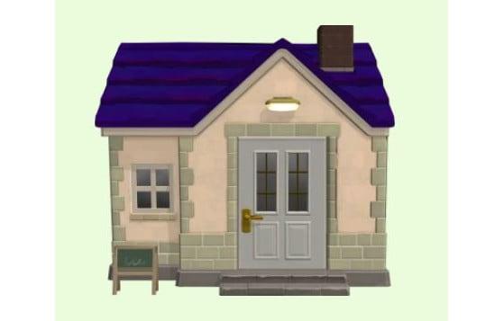 La maison d'Olivia - Animal Crossing New Horizons