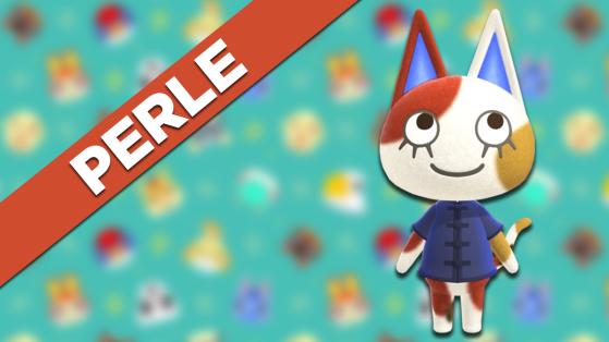 Perle sur Animal Crossing New Horizons : tout savoir sur cet habitant