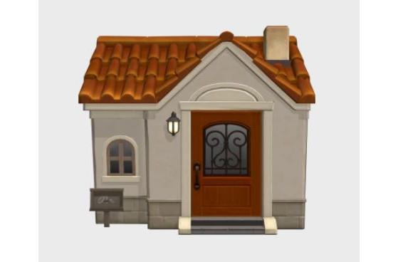 La maison de Perle - Animal Crossing New Horizons