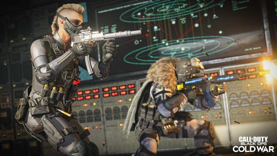 Black Ops Cold War Warzone : comment débloquer Wraith ?