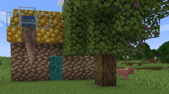 La snapshot 21w16a de Minecraft introduit de grandes veines de minerais !