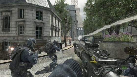 Un Modern Warfare 3 remastérisé en vue