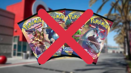 Target interdit la vente des cartes Pokémon suite au comportement inapproprié des clients