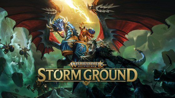 Test Warhammer Age of Sigmar : Storm Ground sur PC, PS4, Xbox One & Switch