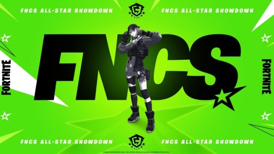 Fortnite FNCS All-star showdown : dates, infos, classements  et résultats