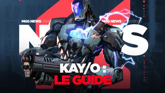 KAY/O : tout savoir sur l'agent qui transforme Valorant en CS:GO
