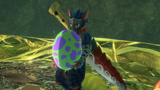 Monster Hunter Stories 2 : Comment obtenir des œufs de monstre ?