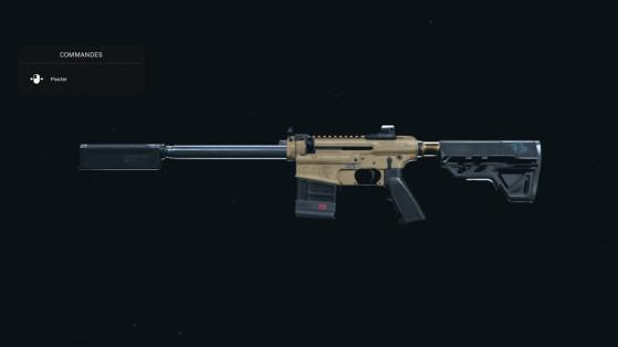 Quelle est la meilleure classe pour le VLK Rogue sur Warzone ?