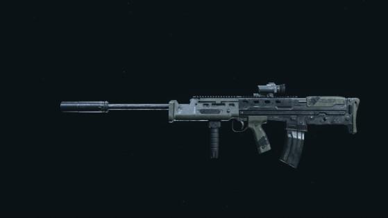 Quelle est la meilleure classe pour la SA87 sur Warzone ?