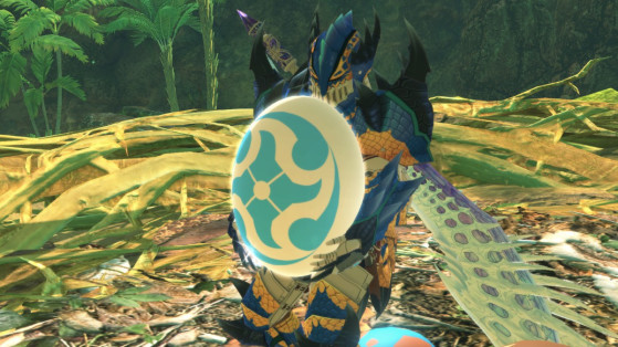Obtenir les Chumskys sur Monster Hunter Stories 2, palamute, oeuf