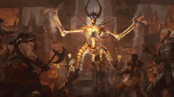 Diablo 2 Resurrected : Blizzard améliore l'accessibilité du jeu