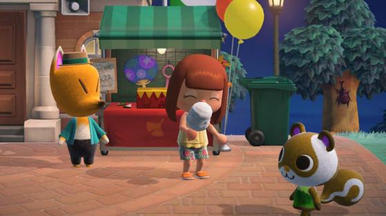 Mise à jour 1.11 Animal Crossing New Horizons : patch note complet en français