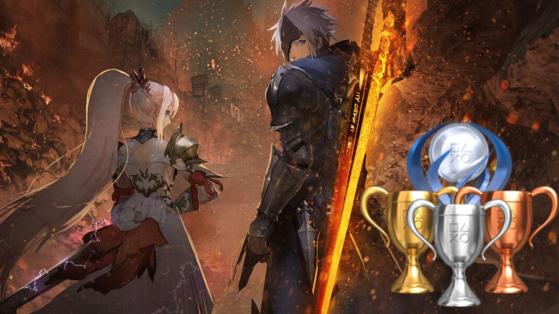 La liste des trophées de Tales of Arise est sortie