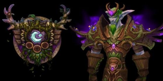 Skins des sets armures Druide PvE