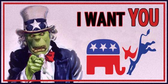 Les Républicains en guerre contre WoW