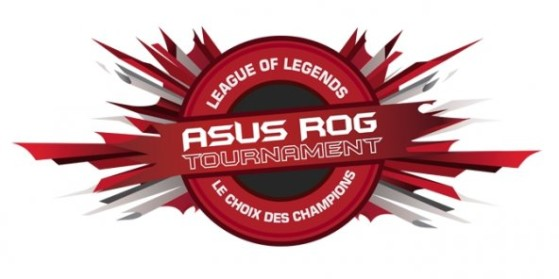asus rog tournament lol millenium. Black Bedroom Furniture Sets. Home Design Ideas