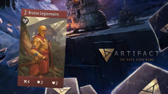 Artifact : Bronze Legionnaire