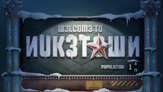 Black Ops 4 : Nuketown