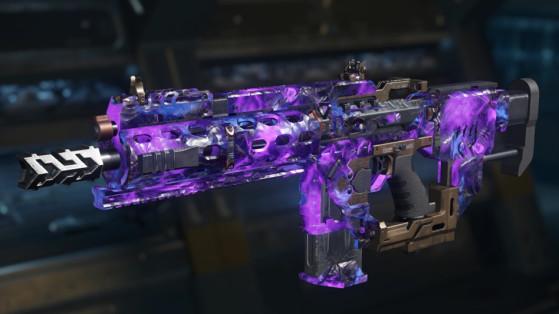 Black Ops 4 : camo Dark Matter, Matière Noire