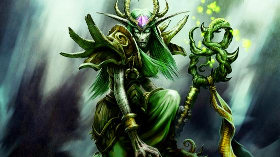 WoW BFA 8.1 : Changements sur le Druide