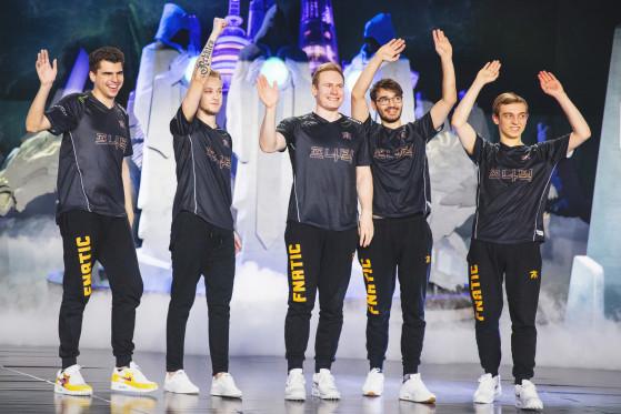 Worlds LoL 2018 quarts de finale : récaps' des matchs de Fnatic