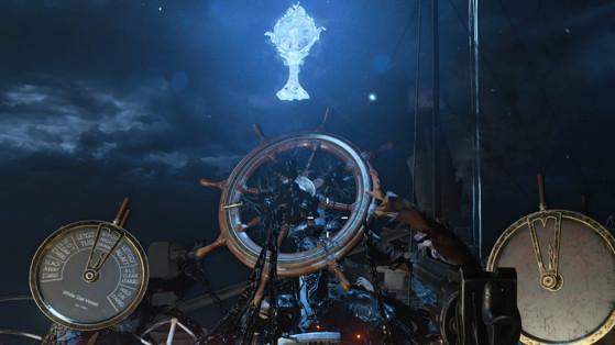 Zombie Black Ops 4 : allumer le courant et l'artefact sur Voyage of Despair