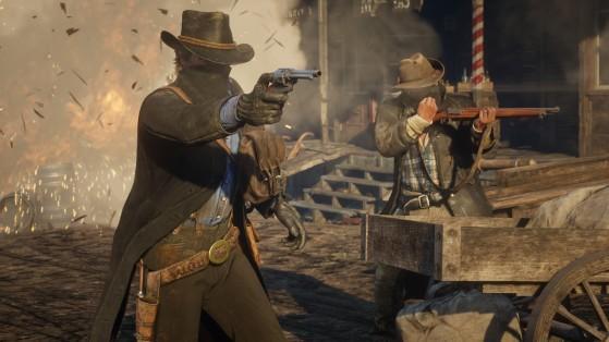 Guide Red Dead Redemption 2 : Cambriolage, objets et bijoux volés