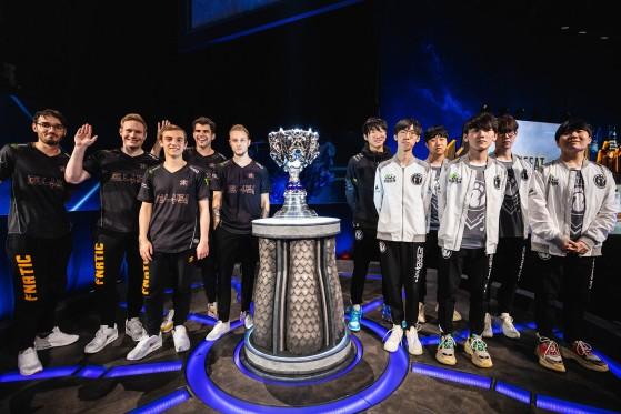 Worlds 2018 : Preview de la grande finale entre Fnatic et Invictus Gaming