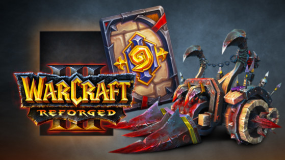 Warcraft III : Reforged - éditions, Spoils of war, prix, bonus