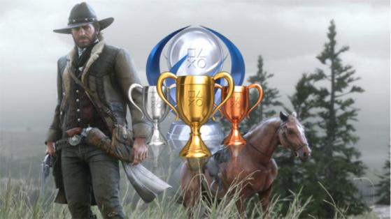 Red Dead Online : Trophées / succès, multijoueur Red Dead Redemption 2