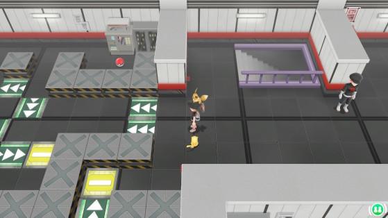 1 - Pokémon Let's GO Pikachu et Évoli