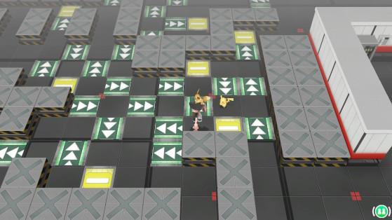 7 - Pokémon Let's GO Pikachu et Évoli
