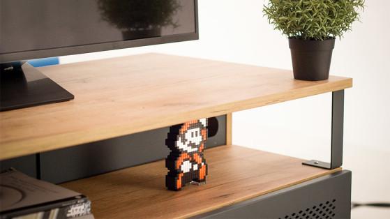 Geeko : des meubles pour vos jeux et consoles