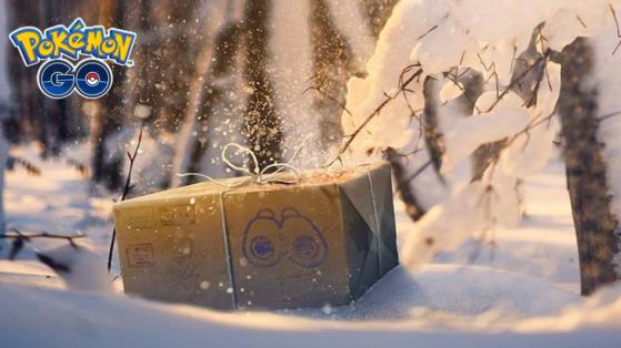Pokemon GO : études de terrain de décembre