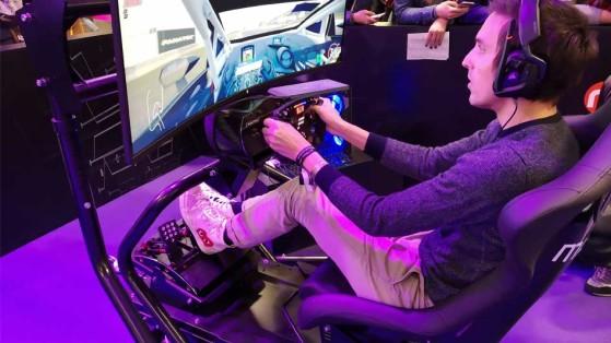 Test : nouveau châssis S1 de RSeat