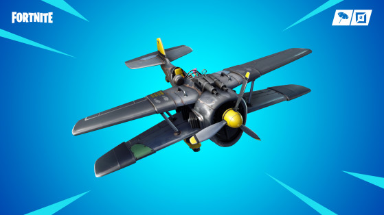 Fortnite : Avion, X-4 Aquilon